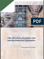 Lifts Elevators Escalators and Moving Walkways Travelators 1DE2