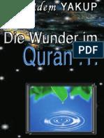Die Wunder Im Kuran Teil 1
