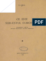 Nicolae Iorga - Ce este Sud-Estul european.pdf