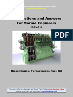 Q a Marine Engineer