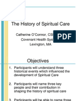 Spiritual Care Nursing