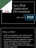 J2EE Terminologies