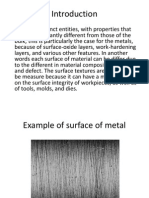 How Surface Roughness is Measure