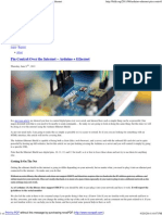 bildr » Pin Control Over the Internet – Arduino + Ethernet