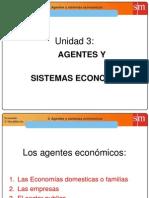 Agentes Sistemas Economicos