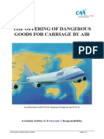 Dangerous Goods for Shippers