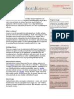Key Exp 4 Data Sheet