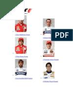 driver f1 2008