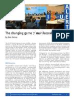 BRICS and Multilateralism 2014