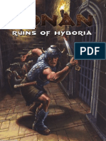 MGP7724 - Conan d20 - Ruins of Hyboria