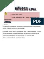 Methodologie Comprehension Oral Student's Worksheet (2)