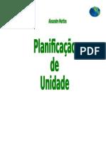 Planificaçao de Unidade