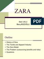 Zara case ppt