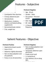 Salient Features- MPPRC DIARRHEA Revised