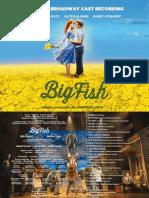 Digital Booklet - Big Fish