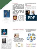 pamflet penyuluhan Coronavirus