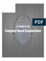 Guide to CBE