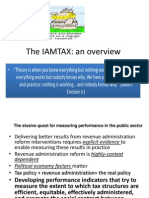 2014 الممارسات الجيدة في إدارة الضرائب