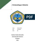 Analisis Website IMK