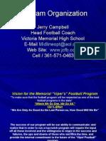Jerry Campbell Program Organization