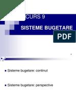 C8 - -Sisteme Bugetare,BAS,BASS,BL Curs 8 Bugete si Trezorerie Publica