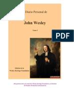 Diario Personal de John Wesley - Parte I - Diarios de Avivamientos