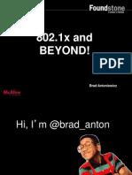 802.1x-And-Beyond