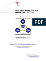 P010 Stakeholder Circle