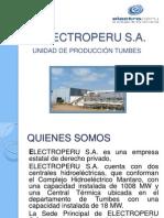 Electroperu Sa