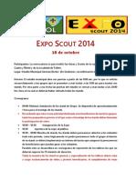 Circular 1 Expo Scout 2014