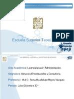 Servicios Empresariales y Consultoria