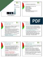 Unidade III - P3 - A Engenharia de Software - Processos - Ciclos de Vida de Desenvolvimento de Software