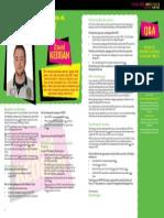 Manifesto format