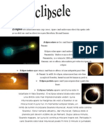 refereat eclipse.doc
