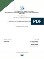 Italcementi Inquinamento e Salute Dei Cittadini Tesi Di Laurea Ilenia Coniglio 28 Ottobre 2014 Palermo