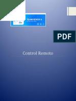 manual de control remoto
