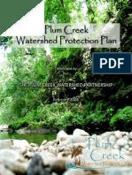 Plum Creek Watershed Protection Plan 2008