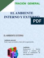 3 Ambiente Interno y Externo