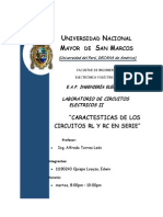 Universidad Nacional Mayor de San Marcos Informe Final n3