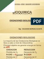 OXIDACIONES BIOLOGICAS