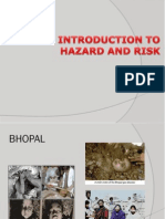 1-1 Introduction to Hazard and Risk