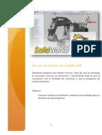 SolidWorks Unidad 1