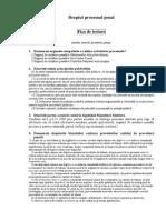 Procedura Penala RM test