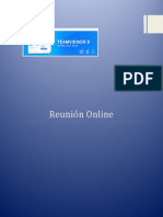 manual de reunion online
