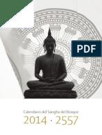 FS Calendar 2014 Desk SPA