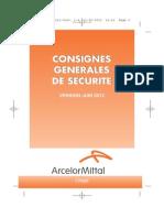 Brochure Arcelor