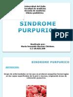 Sindrome Purpurico