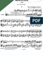 Castelnuovo Tedesco Sonatina op.205_FL+GUIT