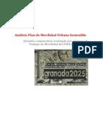Análisis PSOE Plan de Movilidad