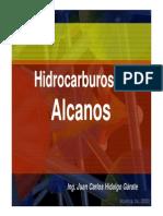5. Alcanos